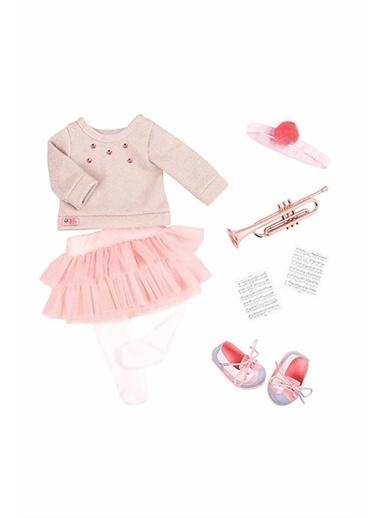 Our Generation Our Generation Müzisyen Oyuncak Bebek Kıyafeti Renkli